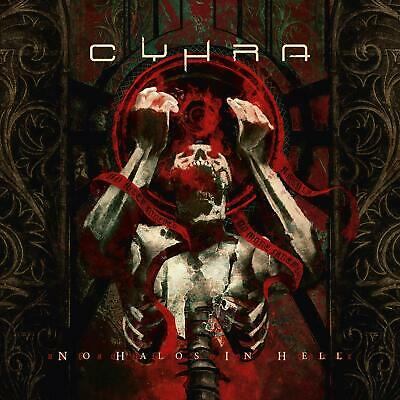 CYHRA No Halos In Hell CD Limited Edition (2 Discs) NEW & SEALED 2019