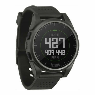 Bushnell Excel Golf GPS Preloaded Watch (Charcoal)