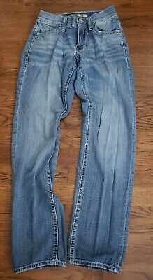 The Buckle BKE Denim Alec Straight Leg Jeans Mens Boys 25R