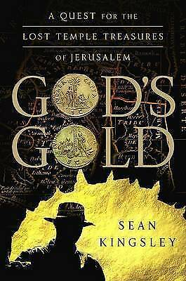 (Very Good)-God's Gold: A Quest for the Lost Temple Treasures of Jerusalem (Hard