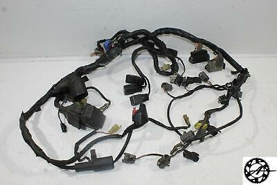 03 04 Honda Cbr600Rr Main Harness Engine Wire Loom *Working* 32100-Mee-670