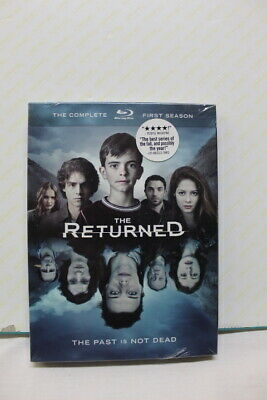 The Returned Complete First Season Blu-Ray Disc NEW SEALED