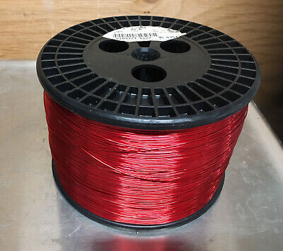 Magnet Copper Wire 22AWG SNSR 13+  Pound spool  Magnetic Coil Winding