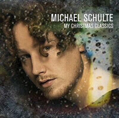Michael Schulte - My Christmas Classics 2018 CD Very Us Records NEW