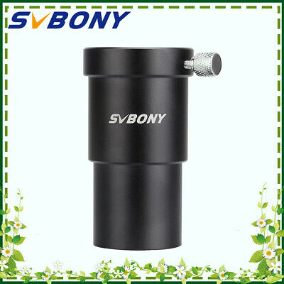 """SV157 Extension Tube Versatile Extension Adapter FOR 1.25"""" Telescope Eyepieces"""