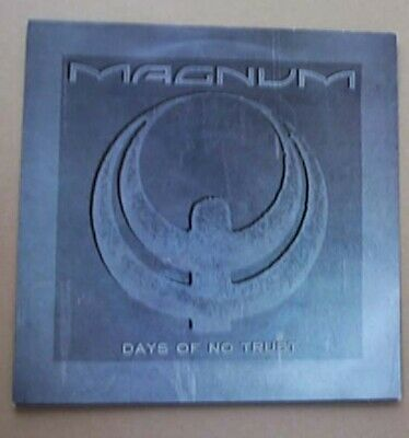 "Magnum Days Of No Trust 7"" P/S Uk"