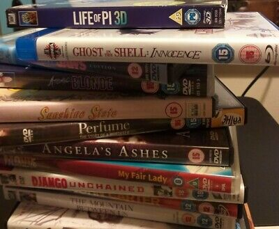 Blu Ray Clearout - £1.99 Each - Posted Same Day - Freepost