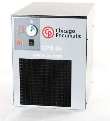New CPX-60(A4) Chicago Pneumatic Air Dryer -Refrigerated 230V, .158kW ,60Hz ,1