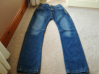 Boys George Denim Jeans 13-14 Years Used In Great Condition