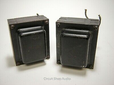Pair Hammond Tube Output Transformers / AO-30212-0 / 7591 -- KT2