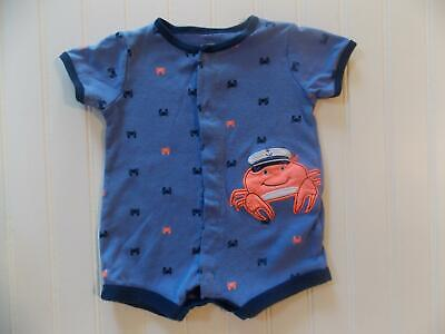 Scooby-Doo Infant Boys 2pc Bodysuit /& Shorts Outfit Sizes 0-3M /& 6-9M NWT