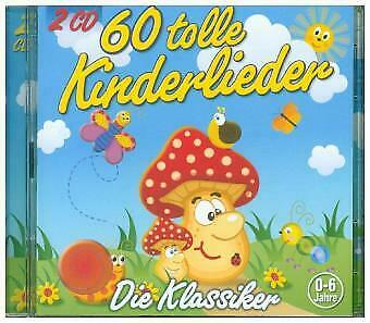 Kiddy Club - 60 Tolle Kinderlieder (2 CDs) CD2 U16 NEU