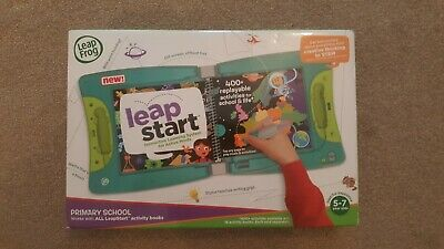 LeapFrog LeapStart Primary School Interactive Learning System With Book