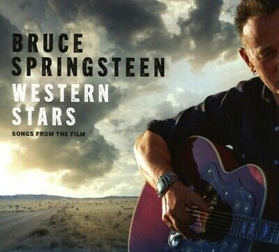 Bruce Springsteen - Western Stars-Songs From The Film CD Smi Col NEW