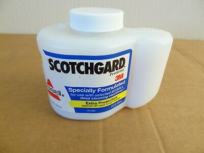Bissell Scotchgard 8 fl oz protector carpets fits into cleaning tools stain