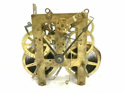 E. Ingraham 1927 Mechanical Clock Movement for Parts | ref 22939