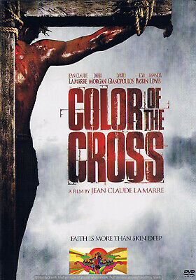 Drama - Color Of The Cross (DVD, 2006) Inspirational Bible Jesus Crucifixion