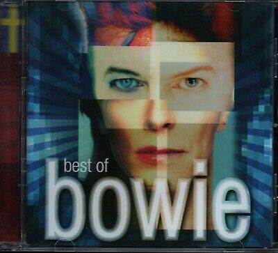 DAVID BOWIE - Best Of Bowie - CD Album *Hits**Collection**Singles*