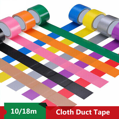 Colorful Waterproof Strong Highly Adhesive Heavy Duty Gaffer Cloth Duct Tape