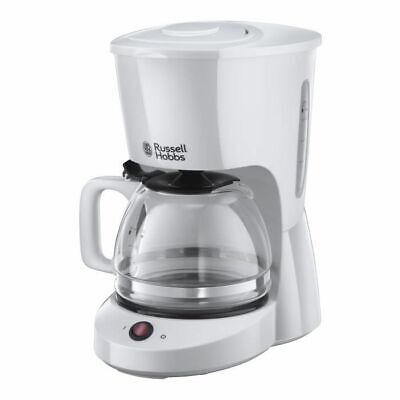 RUSSELL HOBBS Textures 22610-56 Cafetiere filtre - Blanc