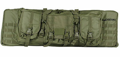 "Valken Tactical Gun Case Double Rifle 42""- oliv"
