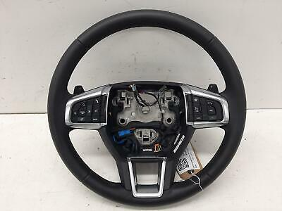 2019 LAND ROVER DISCOVERY SPORT Multifunctional Black Steering Wheel