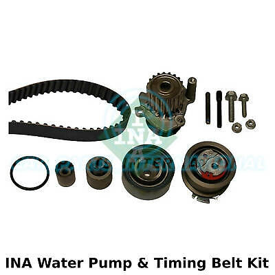 1 x Original Contitech Water Pump and Timing Belt Tensioning Pulley and Guide Pulley CT1139WP2