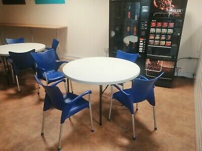 Canteen/cafe Table And Chair set