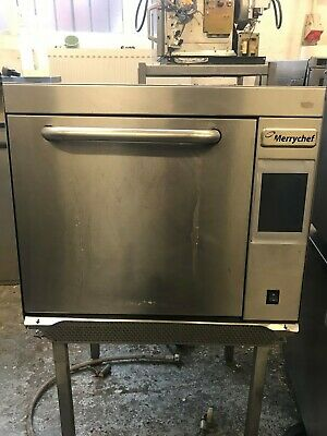 MERRYCHEF EIKON E3 COMBINATION CONVECTION/MICROWAVE OVEN - HIGH POWER 4.3kW