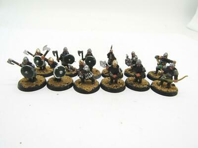 (w6078) Dwarf Warriors Regiment Middle-Earth Hobbit Lord Of The Rings