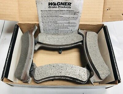 Rear Wagner ThermoQuiet PD759 Ceramic Disc Pad Set