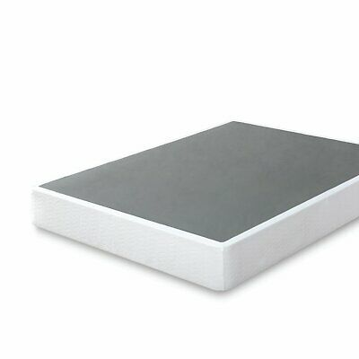 9 Inch High Profile Smart Box Spring Mattress Foundation Strong Steel Structure