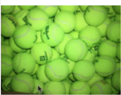 3 4 5 10 24 TENNIS BALLS good condition used REUSE & DOG TOYS