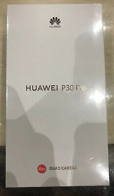 Brand New Huawei P30 Pro VOG-L09 4G - 8GB RAM 128GB Unlocked -Breathing crystal