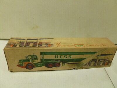 1972 or 1974 Hess Toy Tanker Truck 1/8