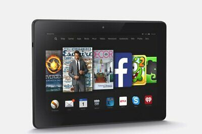 """Amazon Kindle Fire HD 7"""" 16GB X43Z60 Tablet E-Reader eBook WiFi Only Black~"""