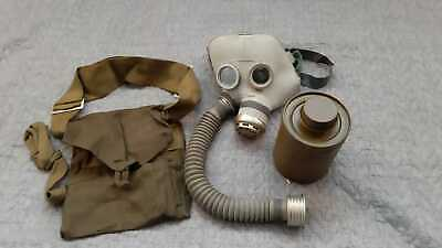 Full set Gas mask soviet russian military size-1 small for kids
