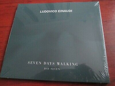 Ludovico Einaudi - Seven Days Walking Day 7 Seven [CD 2019] NEW AND SEALED