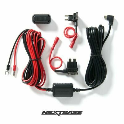 NEXTBASE Hardwire Kit for Dash Cam Series 2 made for 122 222 322GW 422GW 522GW
