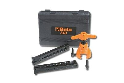 Beta Tools 349 Copper Pipe Tube Flaring Tool with Adaptors Max 18mm 003490001