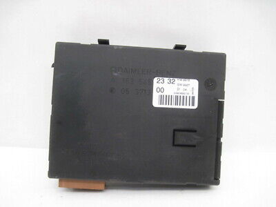 Bcm MERCEDES W163 ML-Class  Control UNIT  1635452332 / A1635452832 / 05371400