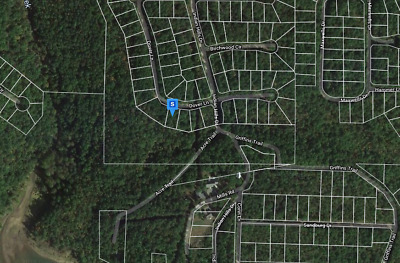 0.26 Buildable Wooded Acres in FAIRFIELD BAY - NO RESERVE