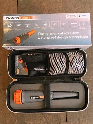 NEW Nokta / Makro Waterproof Metal Detecting Pinpointer