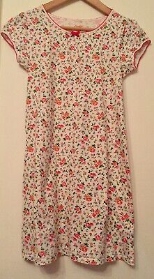 Cath Kidston Girls Cotton Ditsy Print Nightdress. Aged 11-12 Years. Immaculate.