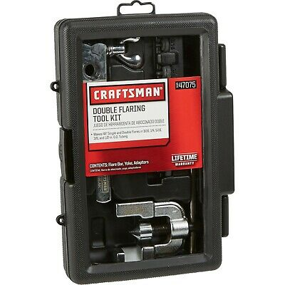 Craftsman 45* Single & Double Flaring Kit 9-47075