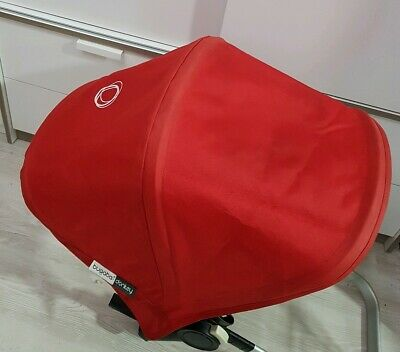 Bugaboo donkey red hood (fabric Only) !!