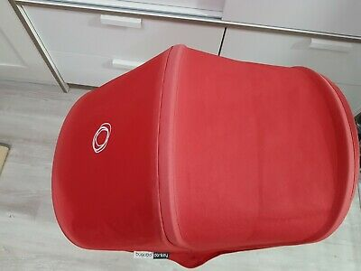 Bugaboo donkey red hood 01 (fabric Only) !!