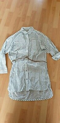 BNWT girls long shirt with belt from Next age 12