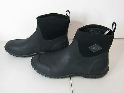 The Original Muck Boot Company Mens 10 Muckster II Ankle Boot Black M2A-000