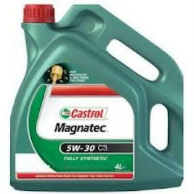 Castrol Magnatec 5W30 C3 Stop Start Fully Synthetic Engine Oil. 4 Litre